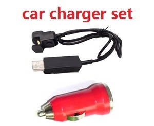 MJX X104G RC Quadcopter spare parts car charger set