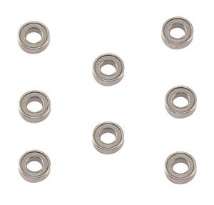 MJX X104G RC Quadcopter spare parts bearing 8pcs