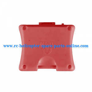 Syma X13 X13A quadcopter spare parts battery cover (Red)