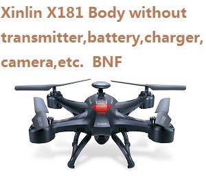 Xinlin X181 Body without transmitter,battery,charger,camera,etc. BNF