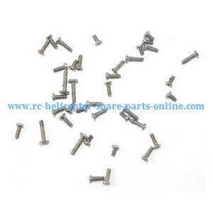 Xinlin X181 RC Quadcopter spare parts screws