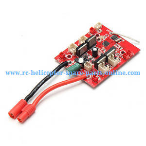 Xinlin X181 RC Quadcopter spare parts PCB board