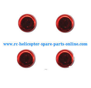 Syma X20 X20-S RC quadcopter spare parts main small fixed set (Red)