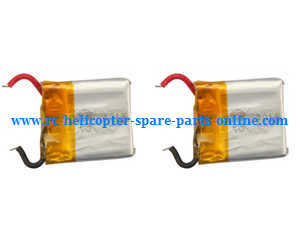 Syma X20 X20-S RC quadcopter spare parts battery 3.7V 180mAh 2pcs