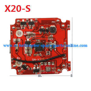 Syma X20 X20-S RC quadcopter spare parts PCB board (X20-S)