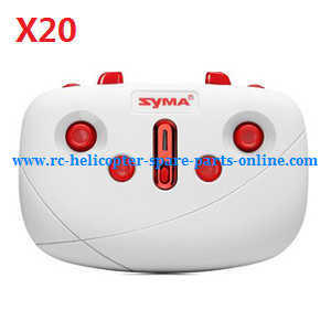 Syma X20 X20-S RC quadcopter spare parts transmitter (X20)