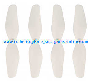 Syma X20 X20-S RC quadcopter spare parts main blades (White)