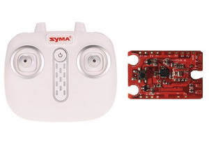 Syma X23W X23 RC quadcopter spare parts transmitter + PCB board