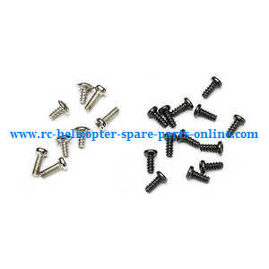 XK X250 quadcopter spare parts screws