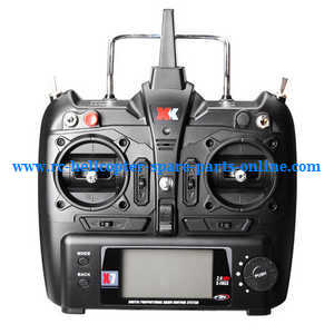 XK X252 quadcopter spare parts remote controller transmitter