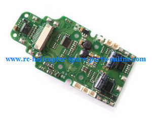 XK X252 quadcopter spare parts ESC board set