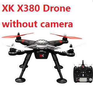 XK X380 Quadcopter without camera