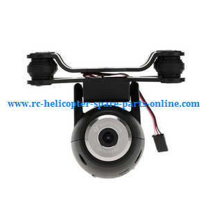 XK X380 X380-A X380-B X380-C quadcopter spare parts V-1080P HD camera (V2) and Metal digital servos gimbal