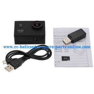 XK X380 X380-A X380-B X380-C quadcopter spare parts 1080P 12MP Sports HD camera