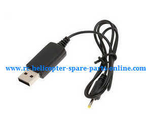 XK X380 X380-A X380-B X380-C quadcopter spare parts USB charger wire for the FPV monitor