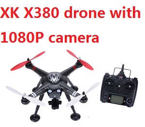XK X380 Quadcopter with 1080P camera