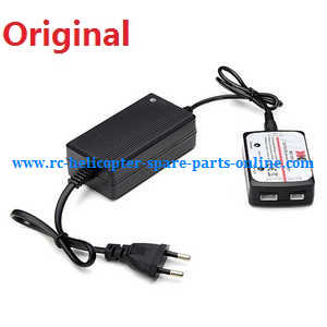 XK X380 X380-A X380-B X380-C quadcopter spare parts charger + balance charger box (Original)