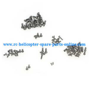 XK X380 X380-A X380-B X380-C quadcopter spare parts screws