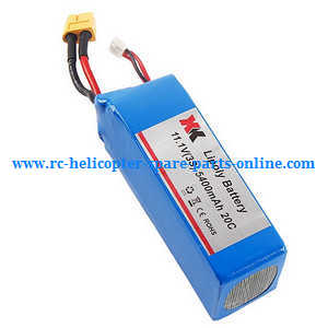 XK X380 X380-A X380-B X380-C quadcopter spare parts battery 11.1V 5400mAh