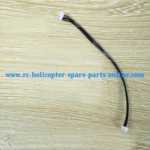 XK X380 X380-A X380-B X380-C quadcopter spare parts plug wire for the gps