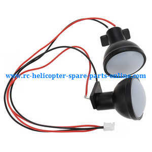 XK X380 X380-A X380-B X380-C quadcopter spare parts LED lamp
