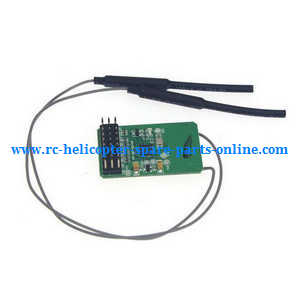 XK X380 X380-A X380-B X380-C quadcopter spare parts receive PCB board