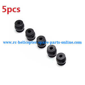 XK X380 X380-A X380-B X380-C quadcopter spare parts Anti-vibration silica get for the V-1080P camera (5pcs)