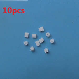 Syma x4 x4a x4s quadcopter spare parts small gear on the motor 10pcs