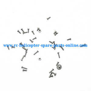 Syma X56pro X56W-P RC quadcopter spare parts screws
