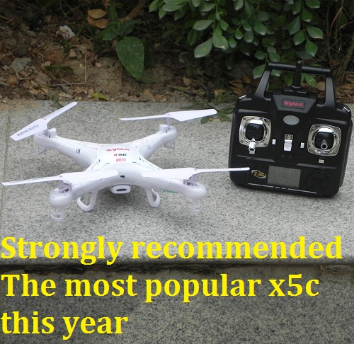 Hot Deal 100% original SYMA X5C X5C-1 Quadcopter Free Shipping RTF