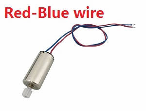 Syma x5uw-d quadcopter spare parts main motor (Red-Blue wire)