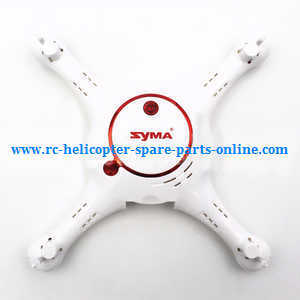 Syma x5u x5uw x5uc quadcopter spare parts upper and lower cover (White)
