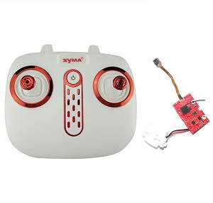 Syma x5uw-d quadcopter spare parts transmitter + PCB board