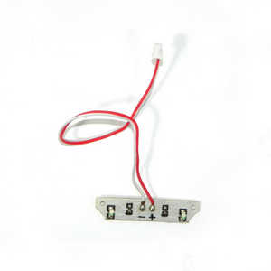 MJX X601H RC quadcopter spare parts front LED bar