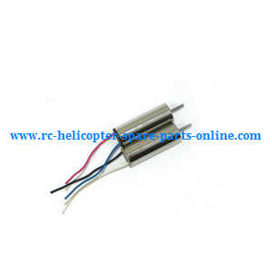 MJX X-series X800 quadcopter spare parts main motor (1*Black-White wire + 1*Red-Blue wire)