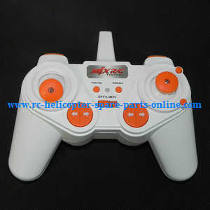 MJX X-series X800 quadcopter spare parts remote controller transmitter