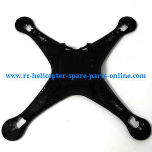 syma x8c x8w x8g x8hc x8hw x8hg quadcopter spare parts lower cover (black)