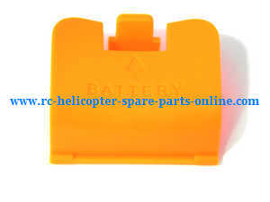 syma x8c x8w x8g x8hc x8hw x8hg quadcopter spare parts battery cover (orange)
