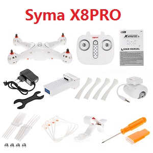 Syma X8PRO GPS RC quadcopter with camera