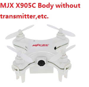 MJX X905C Body without transmitter,etc.