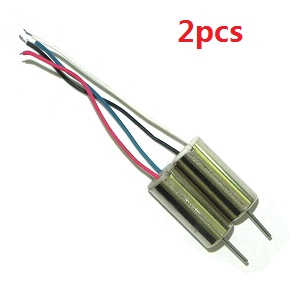 MJX X905C RC quadcopter spare parts main motor (2pcs)