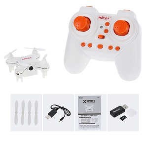 MJX X905C RC quadcopter with camera