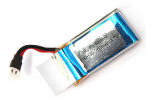MJX X906T RC quadcopter spare parts battery 3.7V 380mAh