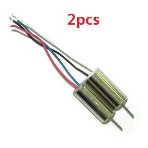 MJX X906T RC quadcopter spare parts main motors (2pcs)