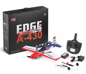 XK A430 RC Airplane RTF