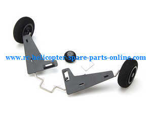 XK A600 RC Airplanes Helicopter spare parts landing gear