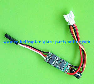 XK A600 RC Airplanes Helicopter spare parts ESC set
