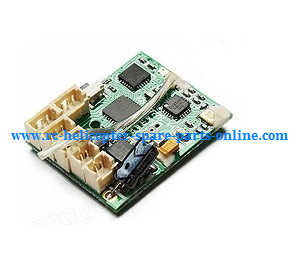 XK A600 RC Airplanes Helicopter spare parts receive PCB board