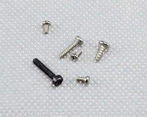 XK A600 RC Airplanes Helicopter spare parts screws