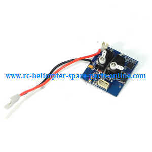 XK A700 RC Airplanes Helicopter spare parts receive PCB board